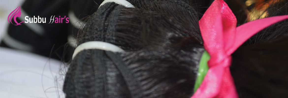 Weft-Human-Hair-in-Chennai